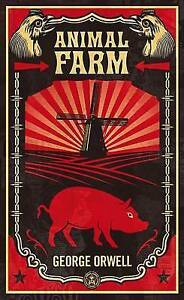 Animal Farm by George Orwell New Paperback