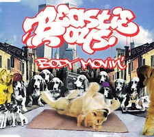 "BEASTIE BOYS ""BODY MOVIN'"" 1998 CD SINGLE. FAT BOY SLIM REMIX"