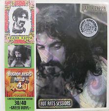 "FRANK ZAPPA ""BOGNOR REGIS / ROLLO"" 7' limited edition green vinyl sealed"