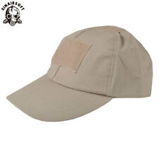 Tactical Operctor Special Forces Cap Military Baseball Ball Army Airsoft Hat KH