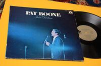 Pat Boone 2LP Orig Japan EX Top Collectors * Gatefold Cover