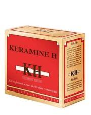 KERAMINE H Rossa Fiale rinforzanti capelli grassi 10 fiale 10ml trattamento