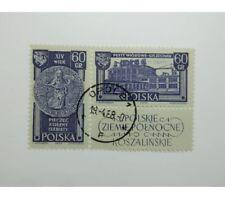 Poland 1962 Recovered Territories Part III Mini Sheet BN264
