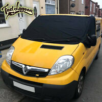 Renault Trafic Screen Cover Blackout Blind Window Wrap Curtain Camper Frost