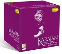 Herbert von Karajan - Karajan Sacred & Choral Recordings [New CD] Ltd Ed, Boxed