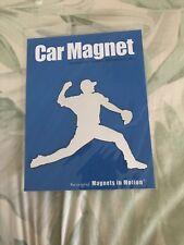 BRAND NEW NEVER OPENED Magnets In Motion Baseball Car Magnet