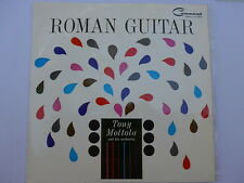 Tony Mottola And His Orchestra ‎– Roman Guitar LP, Aus