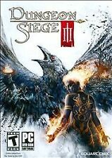 Dungeon Siege III - PC Square Enix DVD-ROM