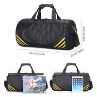 1pcs Women Men Sport Gym Bag Waterproof Backpack Shoulder Bag Outdoor Travel Bag