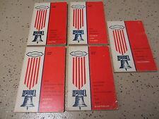 NEW DIMENSIONS IN AMERICAN HISTORY 5 LOT (heath, 1964-'67) teacher's ed. V. RARE