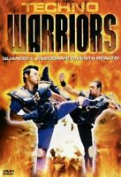 Techno Warriors - DVD D021057