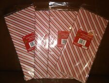 Happy Holidays Red,Green and White Tissue Paper Set of 20 Sheets