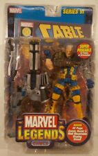 Marvel Legends Toybiz Series 6 - X-Force Cable Blue And Yellow (MISP)