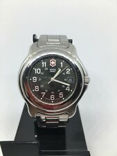 Vintage Swiss Army Officers Men's Watch 42mm.