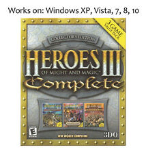 Heroes of Might and Magic III 3 Complete Collection PC Game