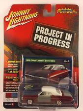 Johnny Lightning Street Freaks '69 1969 Chevy Impala Convertible Project 1/64