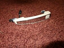 Buick Lacrosse Chevy Cruze Cadillac SRX PEARL WHITE Front Door Handle 20827614