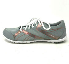 Reebok 10 Womens Shoes Sneakers 3D Fuse Frame Gray Lightweight NEW