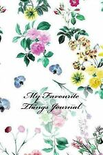 My Favourite Things Journal by Wild Pages Wild Pages Press (2017, Paperback)