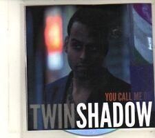 (DU65) Twin Shadow, You Call Me On - DJ CD