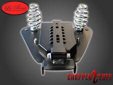 """2009 Harley-Davidson Sportster Solo Seat Mount Kit & 4"""" Barrel Springs Set"""
