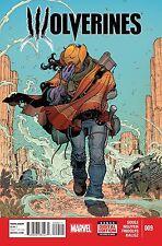 Wolverines # 9 NM Marvel (2015)