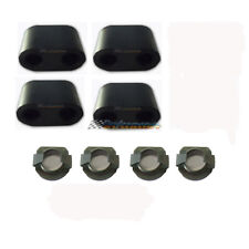 HOLDEN COMMODORE VT VU VX VY V6 EXHAUST HANGER RUBBER MOUNTS KIT