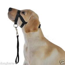 Gentle Halter Leash Gentle Leader Head Collar No Pull for Training Dog Muzzle
