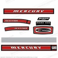 Set of 2 Decal Reproductions! Key Largo 160 Bay Center Console Logo Decals
