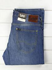 Lee Indigo, Dark wash Loose Rise 34L Jeans for Men