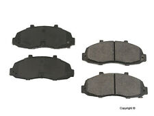 Disc Brake Pad Set-OPparts Ceramic Front WD Express D 9679 OC