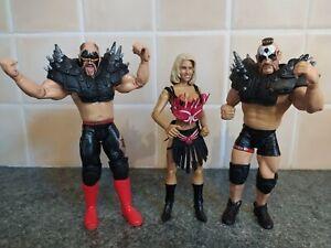 Jakks Legion Of Doom LOD 2000 animal sunny hawk classic superstars wwf wwe