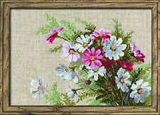 """Counted Cross Stitch Kit RIOLIS - """"Cosmos"""""""