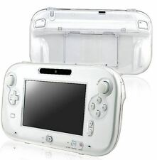 New Clear Hard Protective Case Cover For Nintendo Wii U Gamepad USA!
