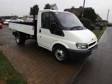 Tipper Transit Commercial Vans & Pickups with Immobiliser