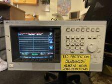 Hpagilentkeysight 54120b 4 Channel Digitizing Oscilloscope Mainframe