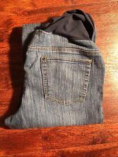 """MOTHERHOOD MATERNITY Women's """"Secret Belly Fit"""" Jeans Size PM"""