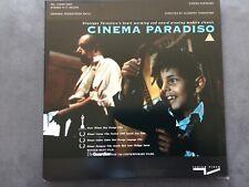 Cinema Paradiso Laserdisc
