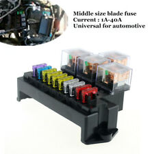 Automotive Fuse Box Relay Holder 80A 5Pin The Nacelle Insurance Car Fuse Device