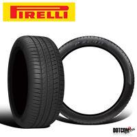 2 X New Pirelli PZero All Season 245/40R19 98Y Ultra-High Performance Tires