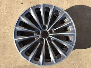 2009 2010-2015 2016 bmw 5, 7 series OEM wheel rim