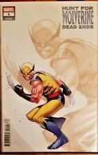 Hunt For Wolverine Dead Ends #1 VARIANT Edition NM/MT!