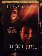The Sixth Sense (DVD, 2010) region 1