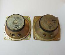 """Pair of 4"""" vintage tweeters 3GD-31 USSR"""