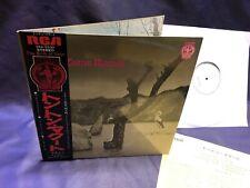 Tonton Macoute - s/t JAPAN vinyl LP  SRA 5530  * w/ OBI  * PROMO *  Nr MINT *