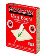Vermiculite Fire Brick, Mica Board Insulating Panel for Stove - 30 x 25 x 2.5 cm