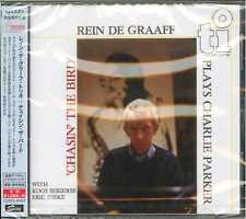 REIN DE GRAAFF TRIO-CHASIN' THE BIRD -JAPAN CD  B63