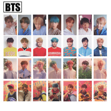 7Pcs Kpop BTS Love Yourself Transparent Card Bangtan Boys JIMIN SUGA Photocards