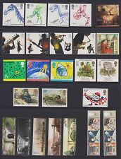 Great Britain - Incomplete sets (3 pages)