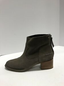 UGG Bandara Ankle Boot Womens Bootie Green US9.5 M